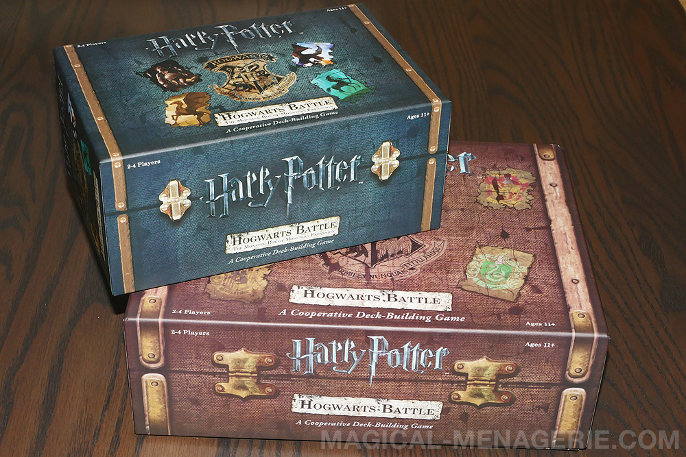 harry potter hogwarts battle le jeu de soci t conso mag. Black Bedroom Furniture Sets. Home Design Ideas