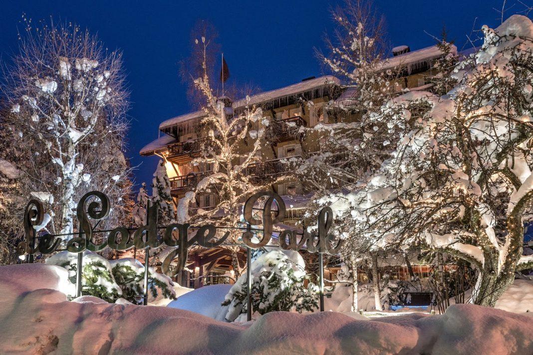 Le Lodge Park / L. Di Orio, MPM, T. Shu & DR